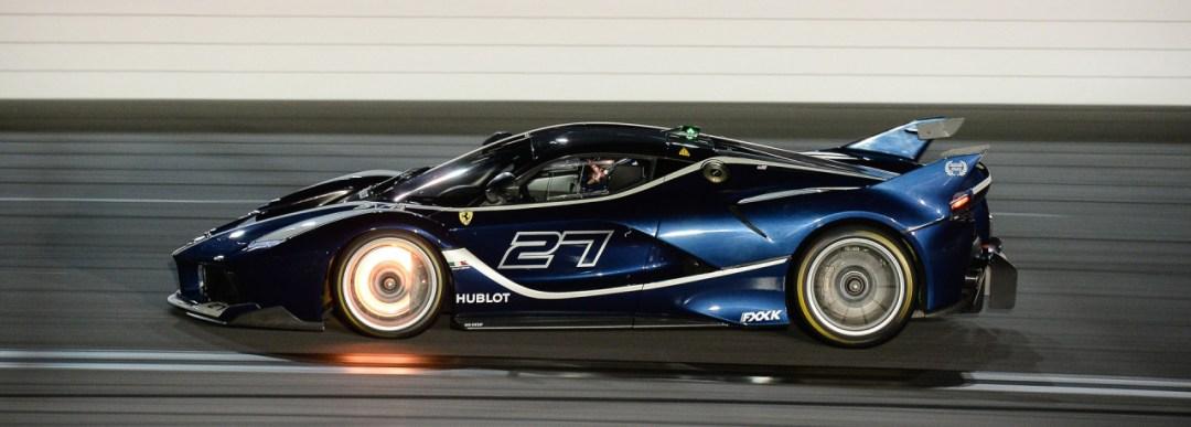Ferrari FXX K... Showtime ! Ou peut être Chaudtime... 23