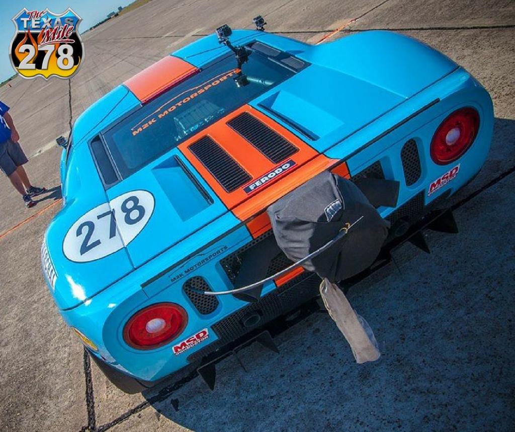 La Bugatti Veyron et la Hennessey Venom GT pulvérisées par... une Ford GT ! 24