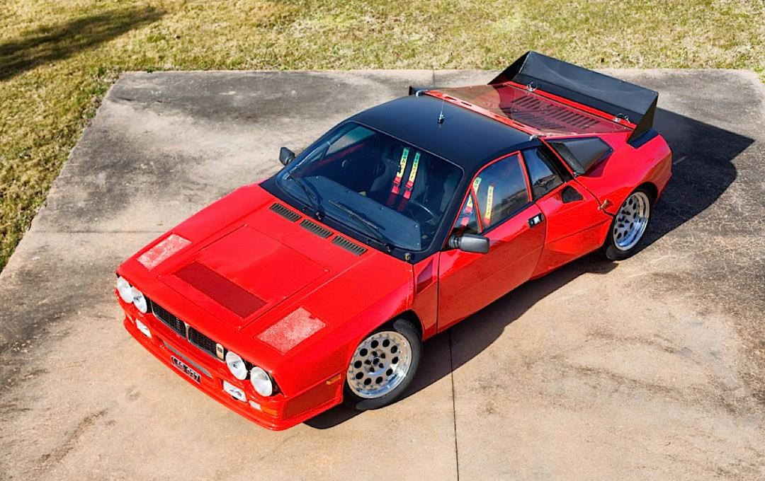 Lancia 037 - Markku Alen déchainé en test au 1000 Lacs... 25