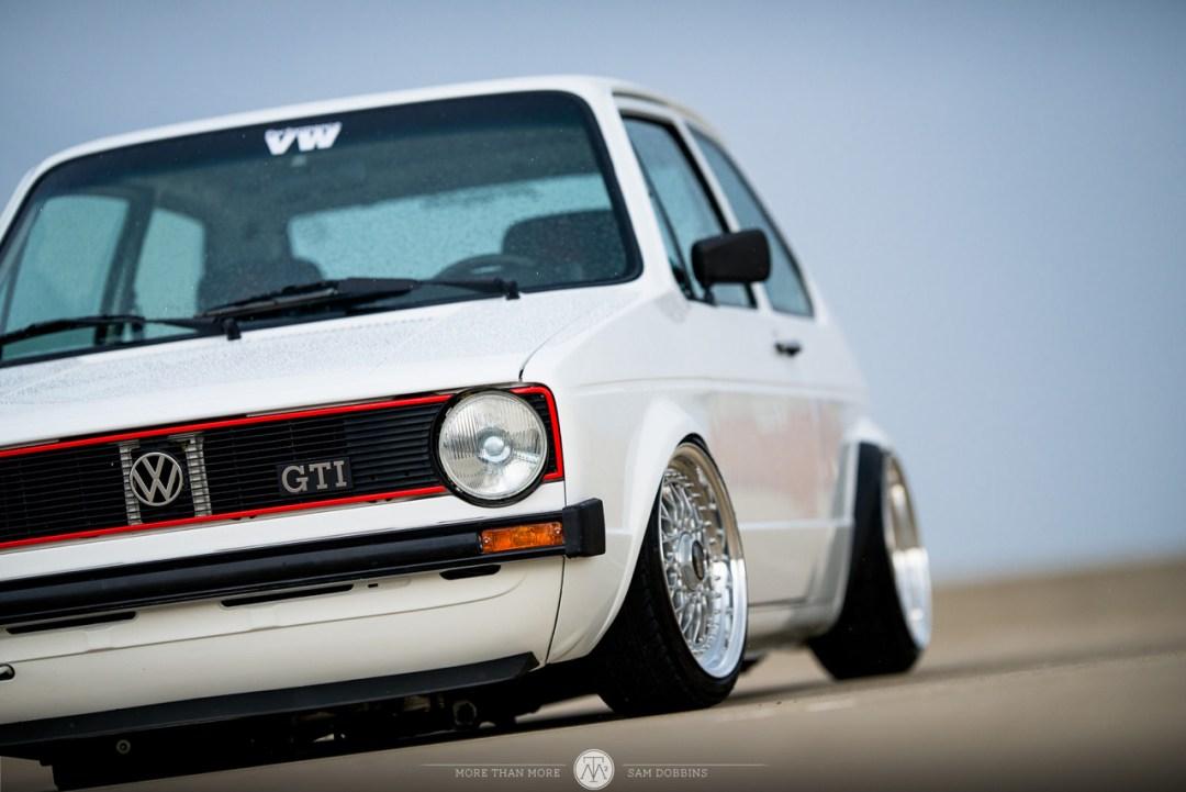 Juste une Golf 1... avec un VR6 ! 17