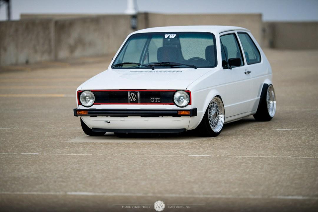 Juste une Golf 1... avec un VR6 ! 18