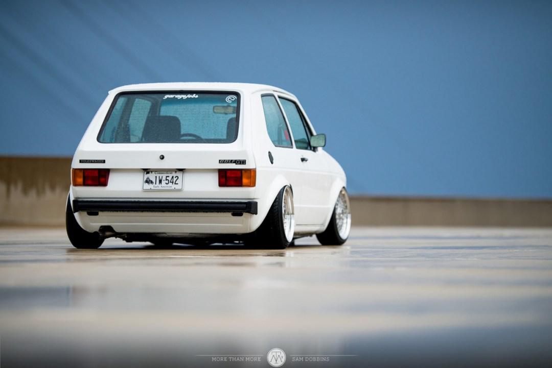 Juste une Golf 1... avec un VR6 ! 19