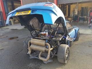 DLEDMV - Peugeot 205 Twin V6 NOS - 04
