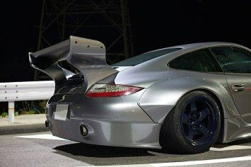 DLEDMV - Porsche 997 flat nose old & new - 07