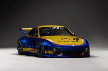 DLEDMV - Porsche 997 flat nose old & new - 42