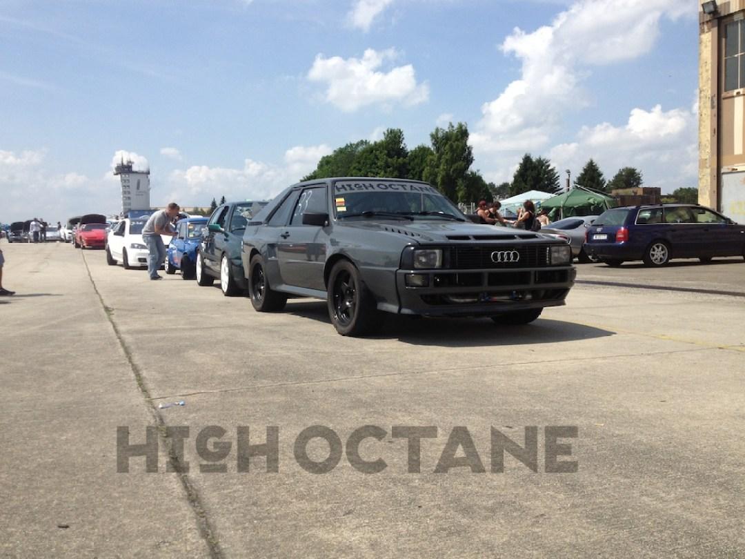 Audi Quattro SWB 1000+ - Violent ! 14