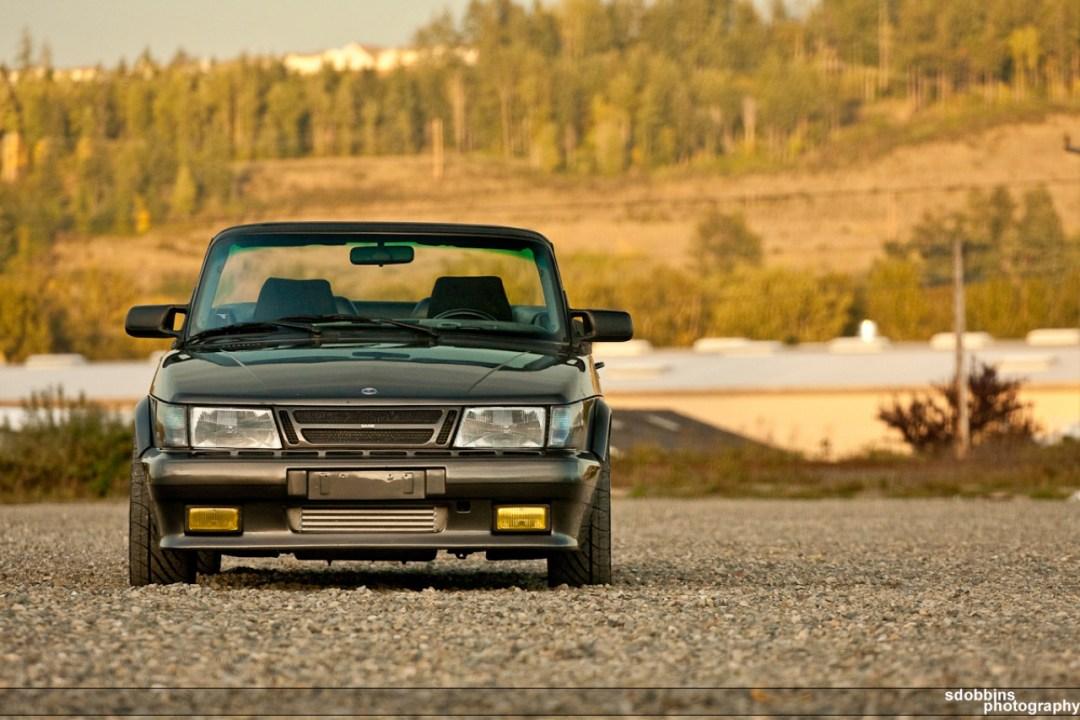 "Saab 900 Turbo Cab - ""Born from jets"" ! 56"