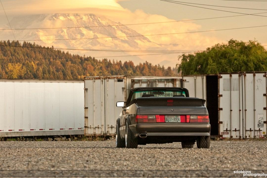 "Saab 900 Turbo Cab - ""Born from jets"" ! 60"