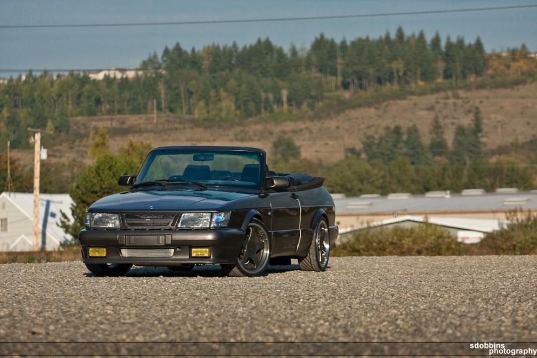 "Saab 900 Turbo Cab - ""Born from jets"" ! 59"