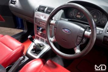 DLEDMV - Slammed Ford Mondeo ST - 08
