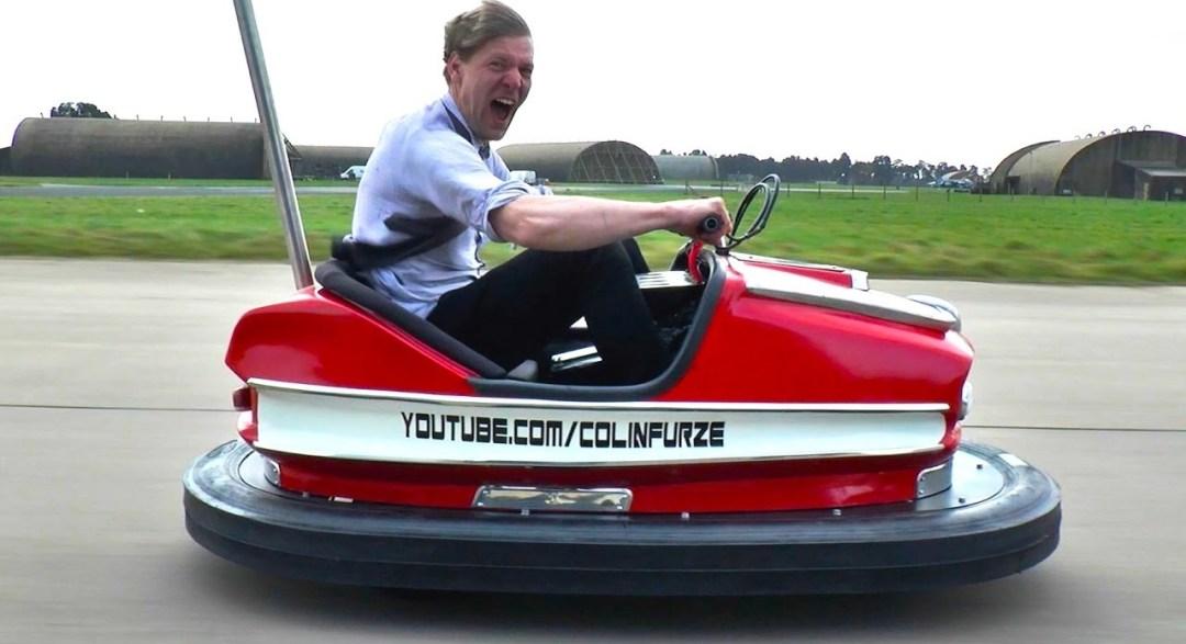 L'auto-tamponneuse la plus rapide du monde ! 7