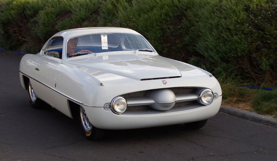 '53 Abarth 1100 Sport Ghia - Quand le passé rencontre le futur ! 35
