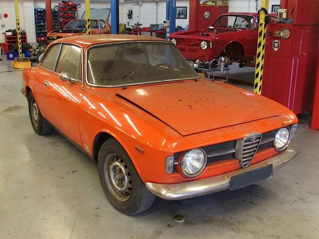 Alfa GTA R Alfaholics... Italian Outlaw ! 14