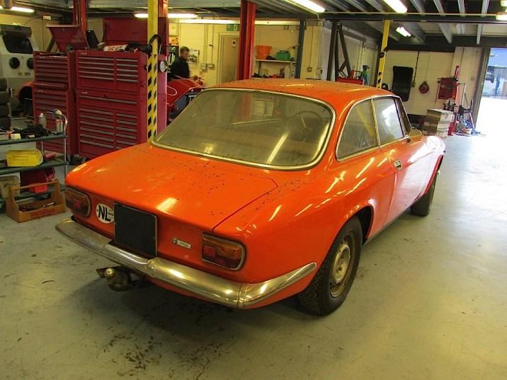 DLEDMV - Alfa GTA R 216hp Alfaholics - 02