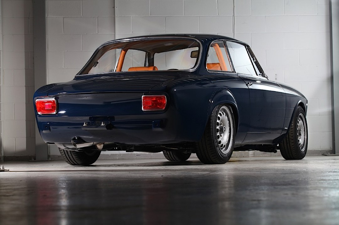 Alfa GTA R Alfaholics... Italian Outlaw ! 15