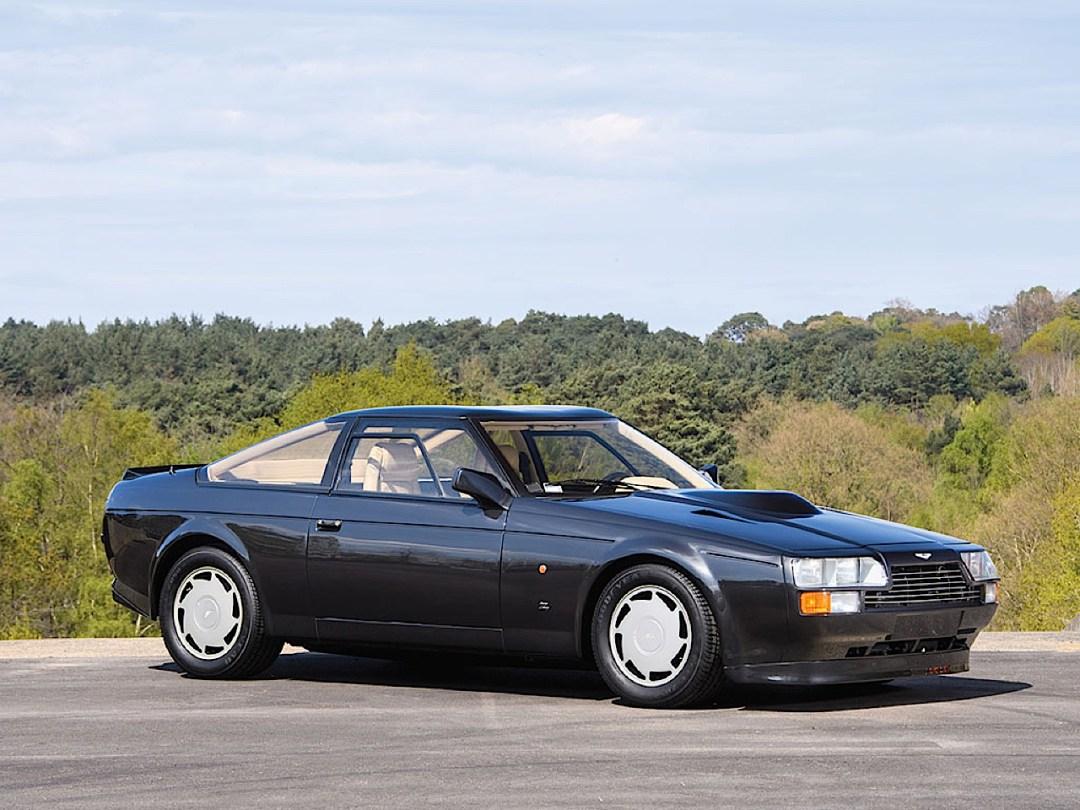 '87 Aston Martin V8 Vantage Zagato 58