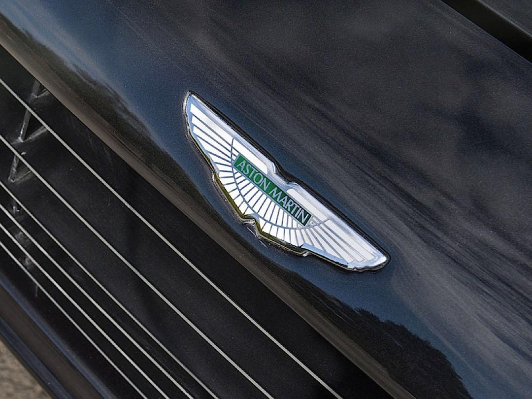 '87 Aston Martin V8 Vantage Zagato 54