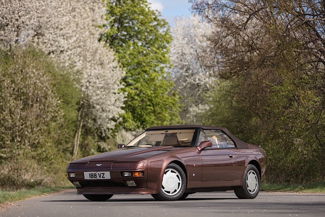 '87 Aston Martin V8 Vantage Zagato 46