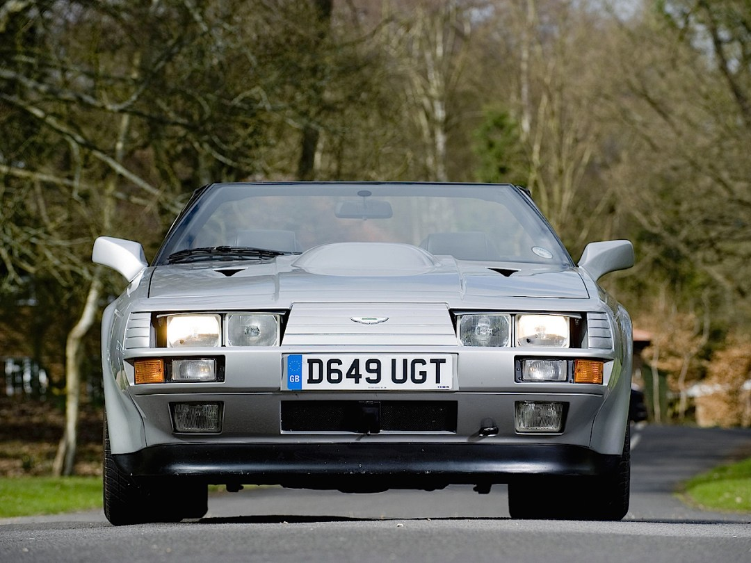 '87 Aston Martin V8 Vantage Zagato 43