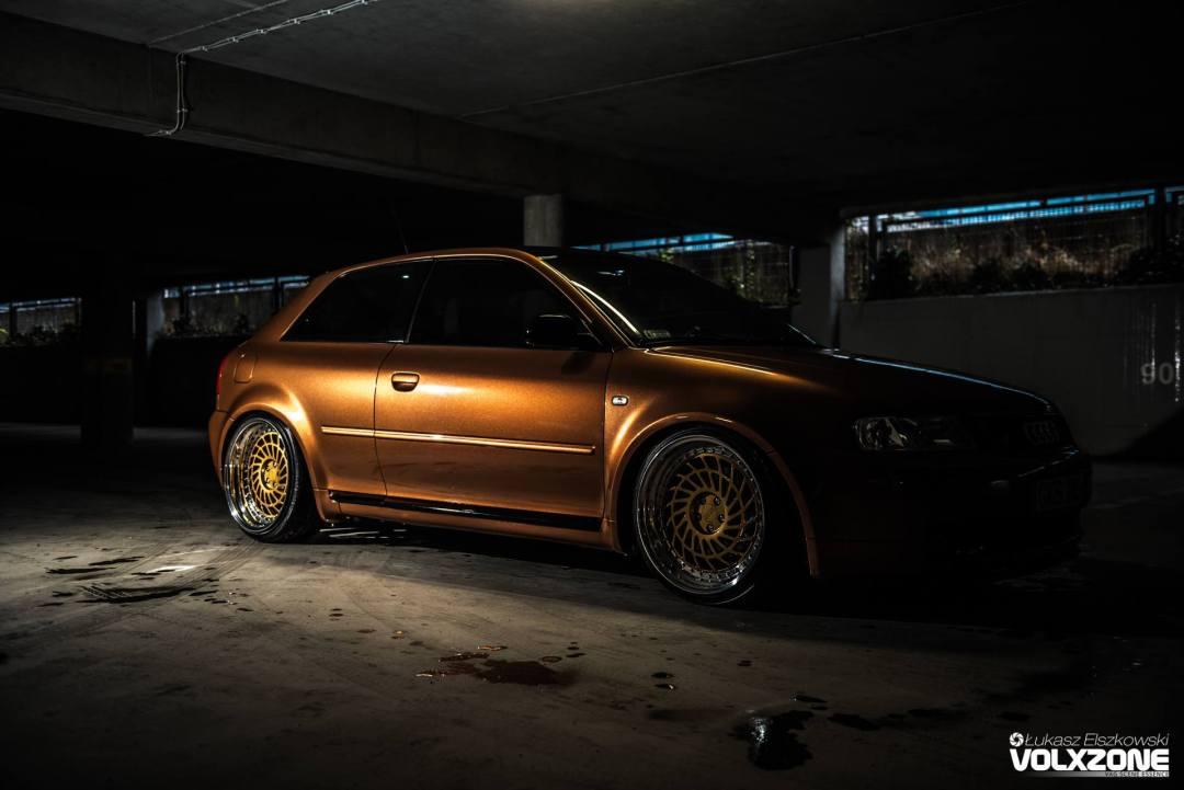 Audi S3 Brown - Vous aimez les brunes ? 23