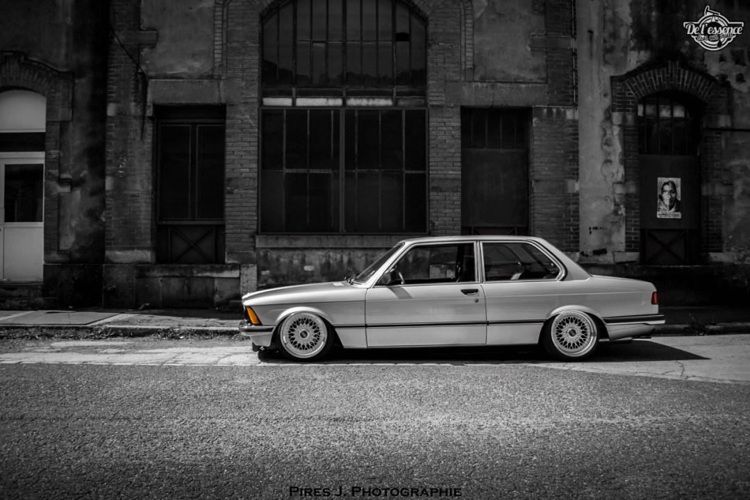 Pierre's BMW E21 - Le retour du come back ! 110