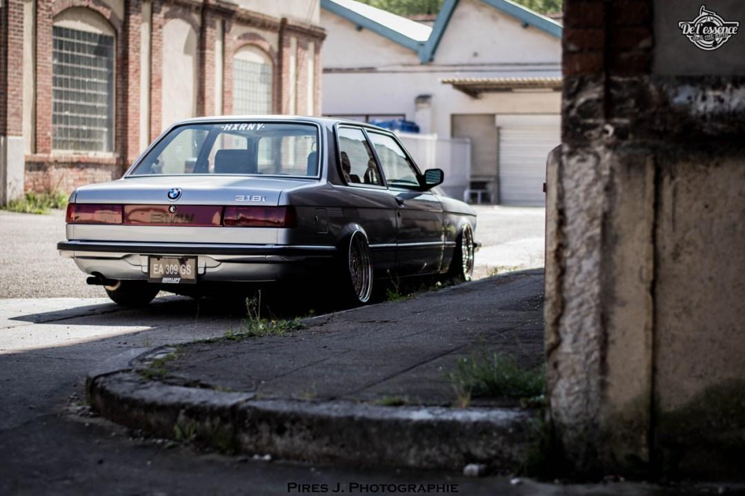 Pierre's BMW E21 - Le retour du come back ! 123