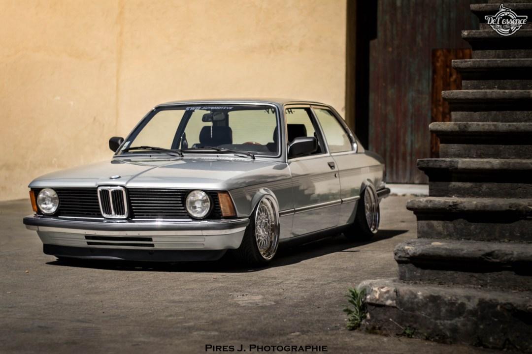 Pierre's BMW E21 - Le retour du come back ! 111