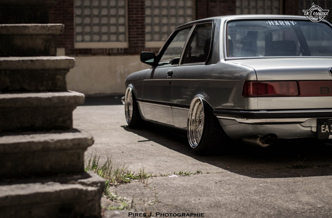 Pierre's BMW E21 - Le retour du come back ! 108