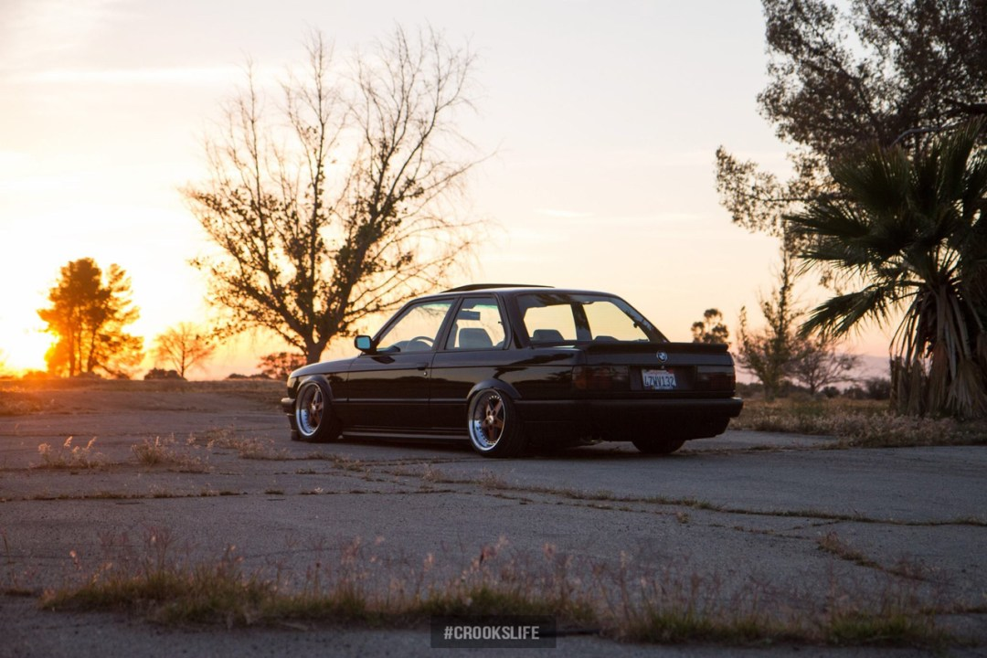BMW E30 : Slammed en Gotti... 35