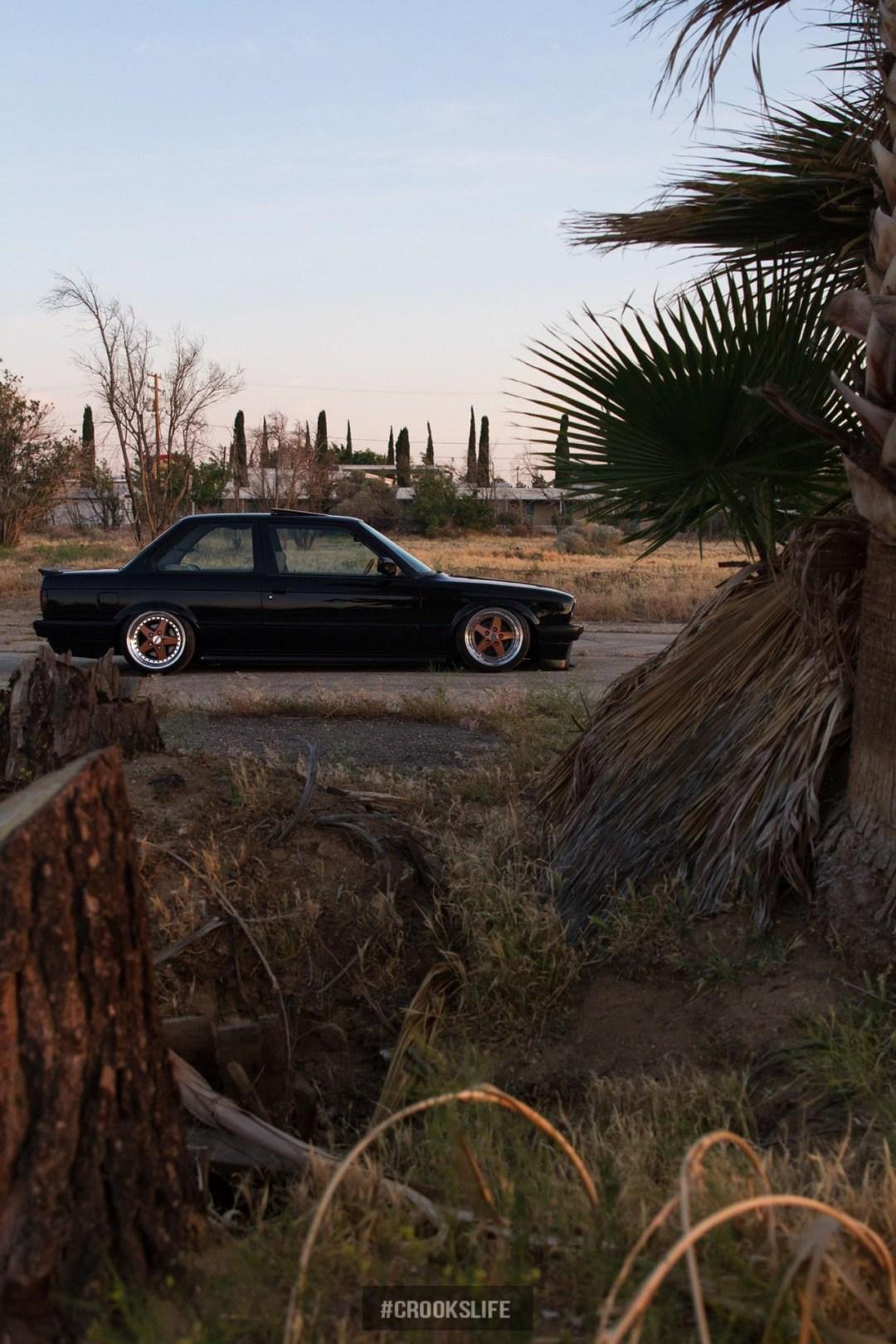 BMW E30 : Slammed en Gotti... 36