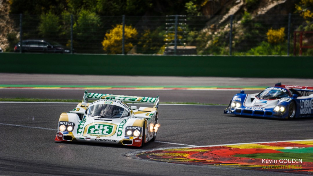 """WSPC : """"The Era of the Group C Monsters"""" 19"""
