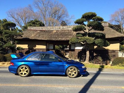 DLEDMV - Junya Subaru Impreza WRC Daily - 03