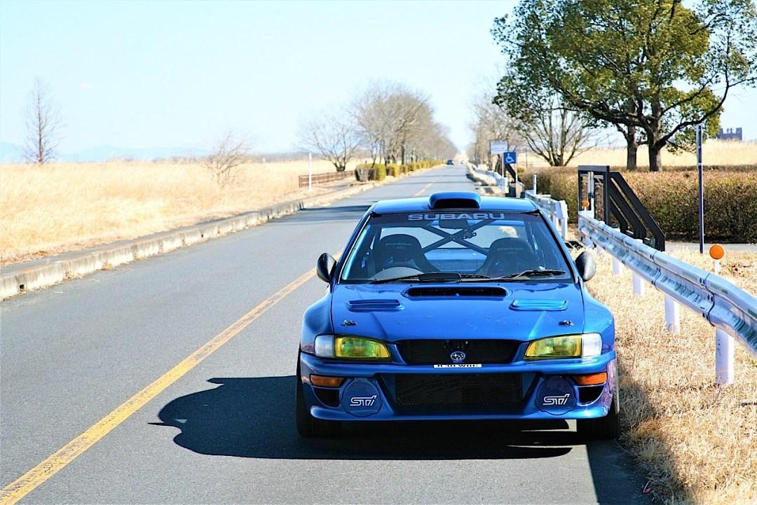 Une Subaru Impreza WRC en daily... Vous en rêviez ? Junya l'a fait ! 32