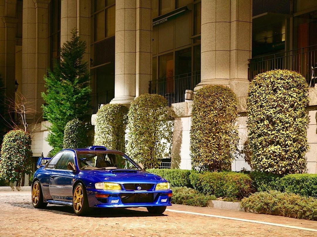 Une Subaru Impreza WRC en daily... Vous en rêviez ? Junya l'a fait ! 31