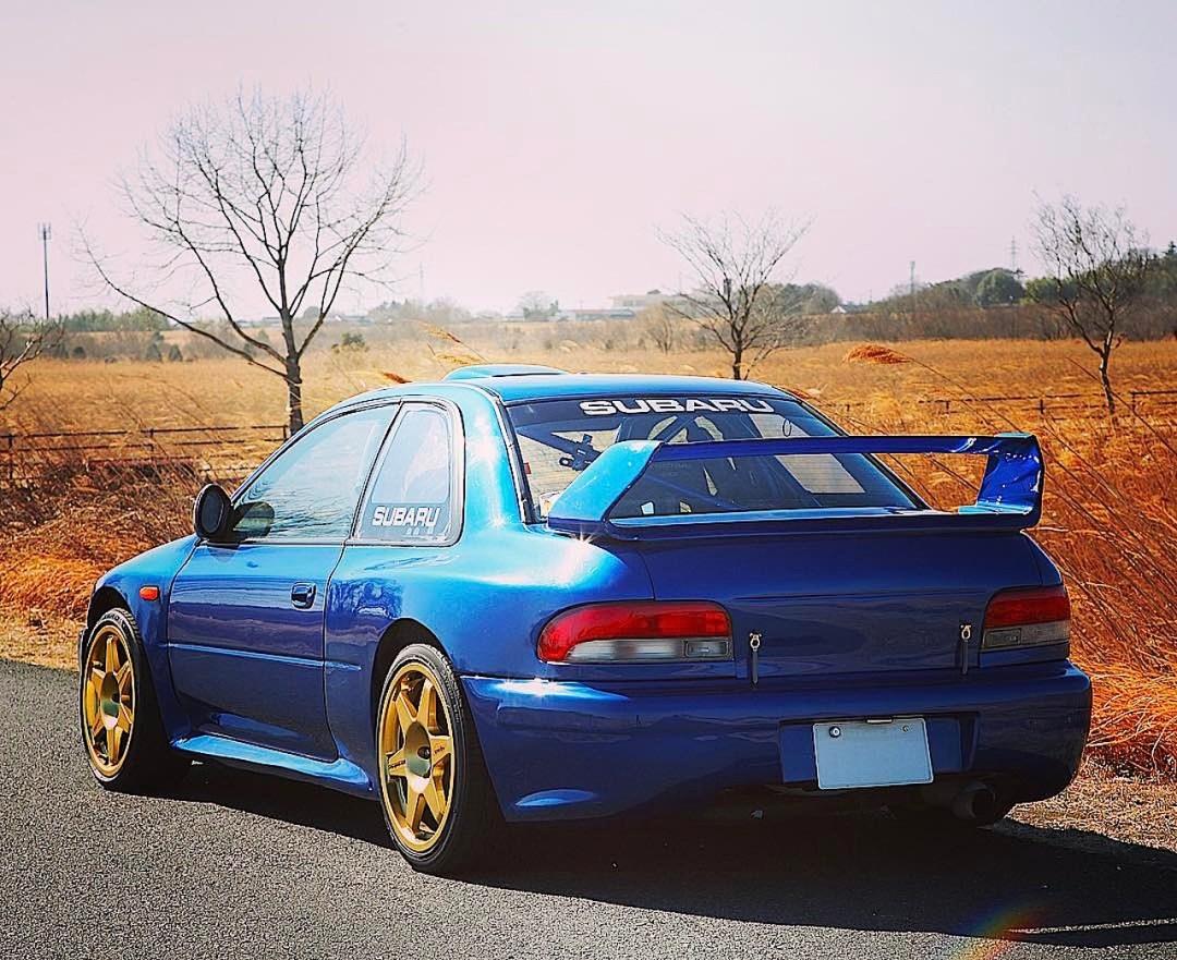 Une Subaru Impreza WRC en daily... Vous en rêviez ? Junya l'a fait ! 26