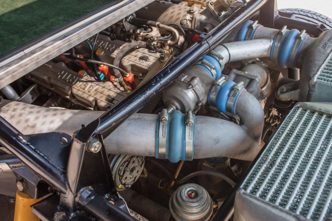Lancia Delta S4 Stradale... Turbo & compresseur ! 34