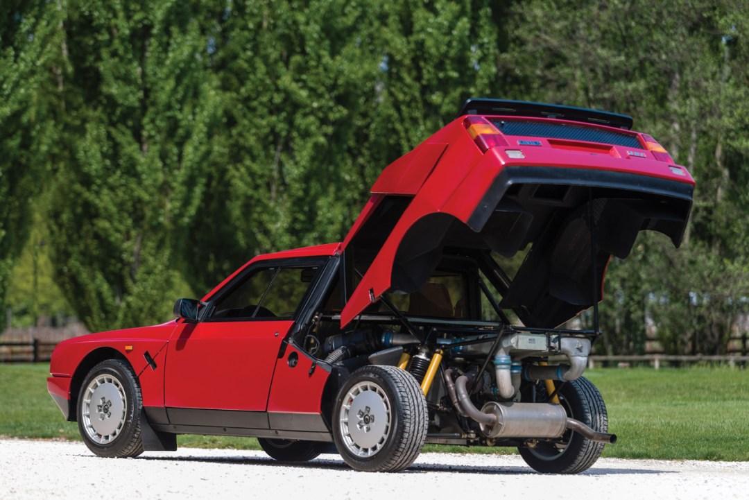 Lancia Delta S4 Stradale... Turbo & compresseur ! 30