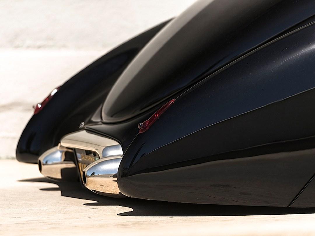 """'39 Lincoln Zephyr """"Scrape"""" - Même le custom a ses légendes ! 68"""