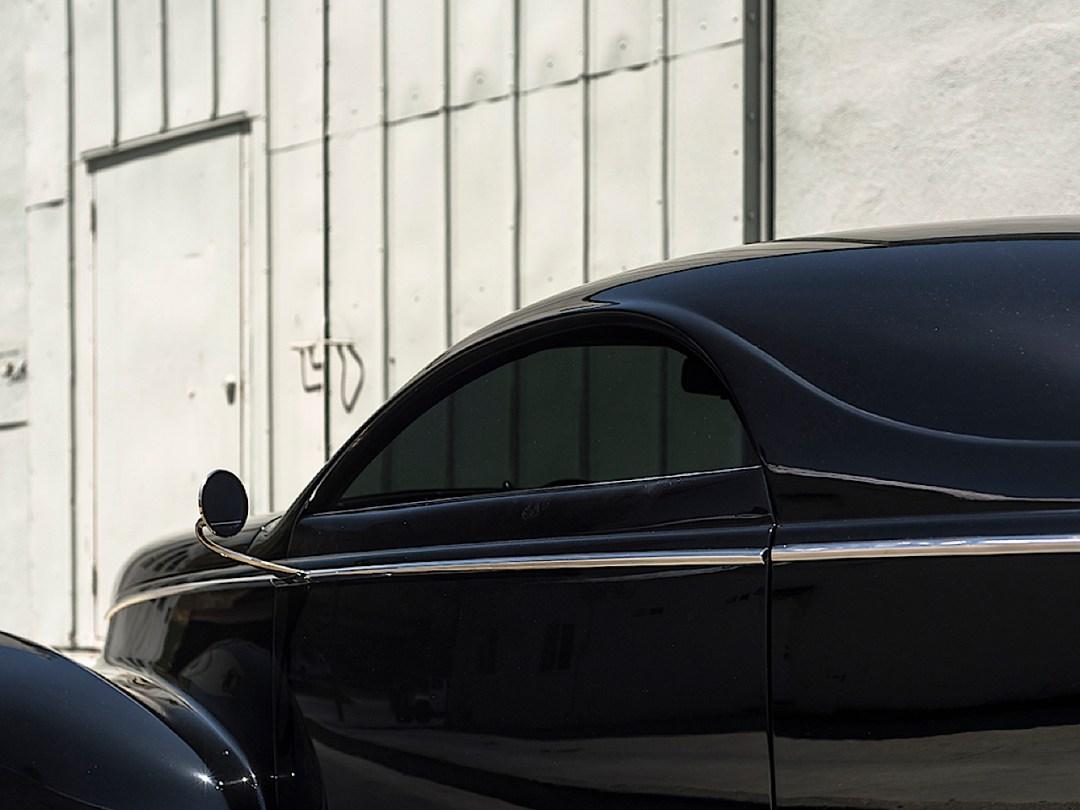 """'39 Lincoln Zephyr """"Scrape"""" - Même le custom a ses légendes ! 74"""