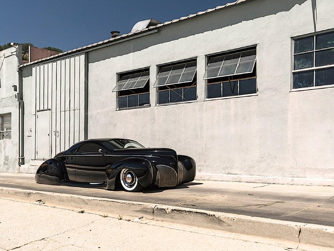 """'39 Lincoln Zephyr """"Scrape"""" - Même le custom a ses légendes ! 77"""