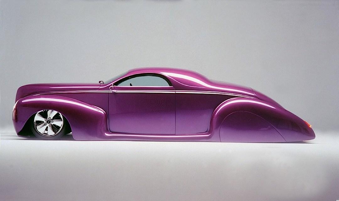 """'39 Lincoln Zephyr """"Scrape"""" - Même le custom a ses légendes ! 56"""
