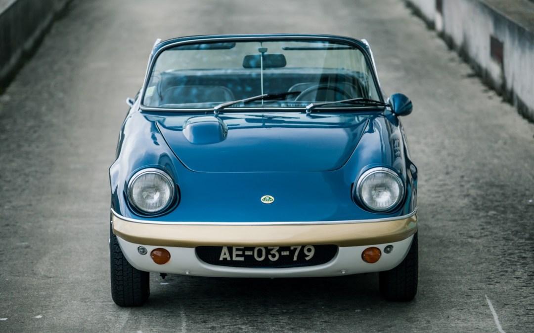 '73 Lotus Elan Sprint 5 - L'ennemi, c'est le poids. 66