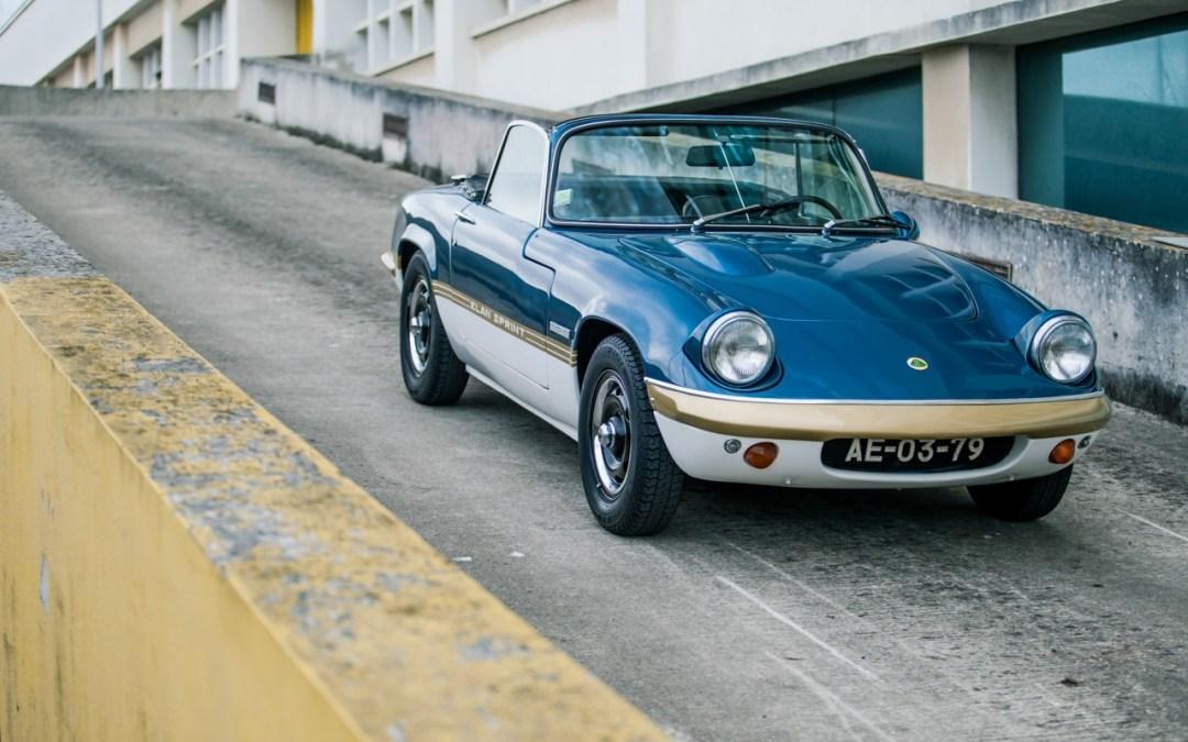 '73 Lotus Elan Sprint 5 - L'ennemi, c'est le poids. 67