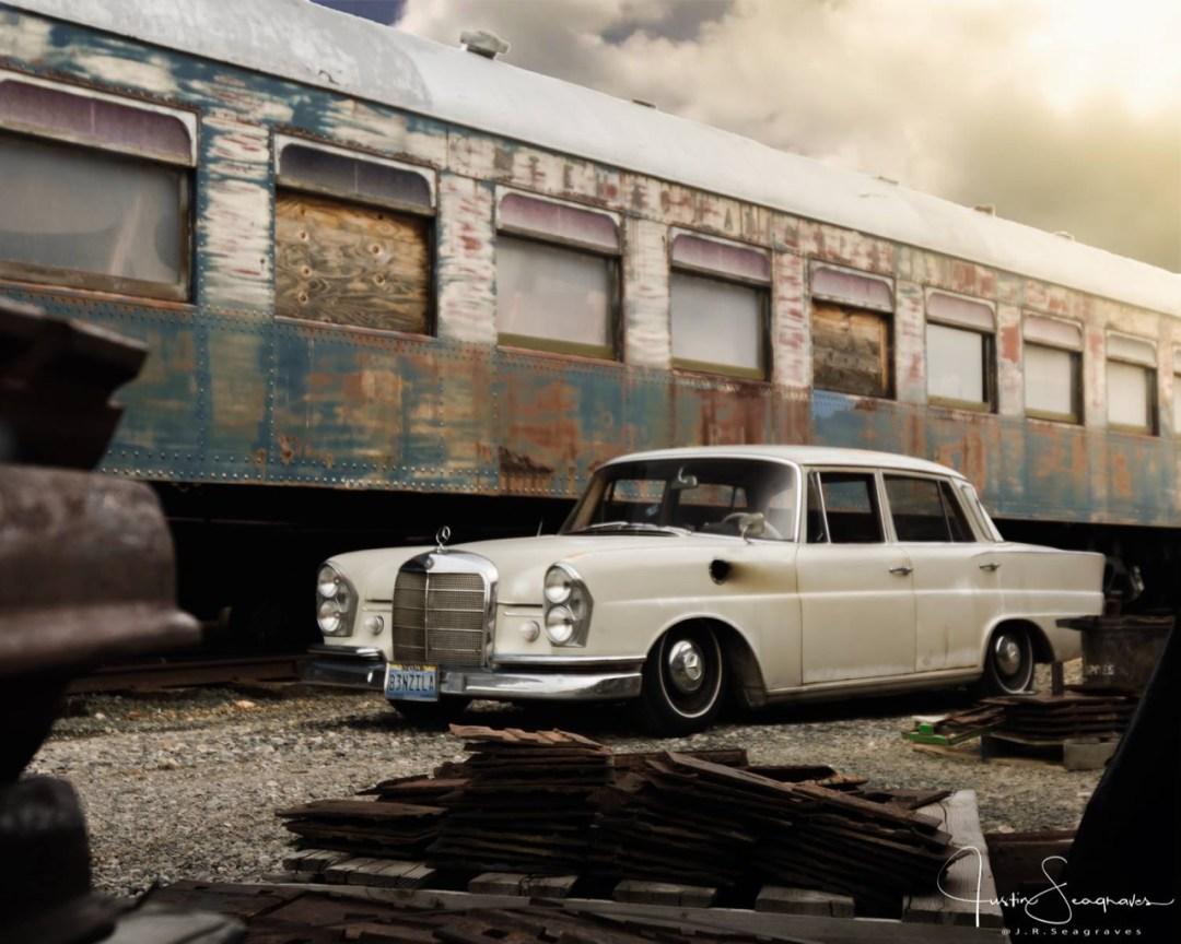 Mercedes W111 Sleeper... The Benzilla ! 28