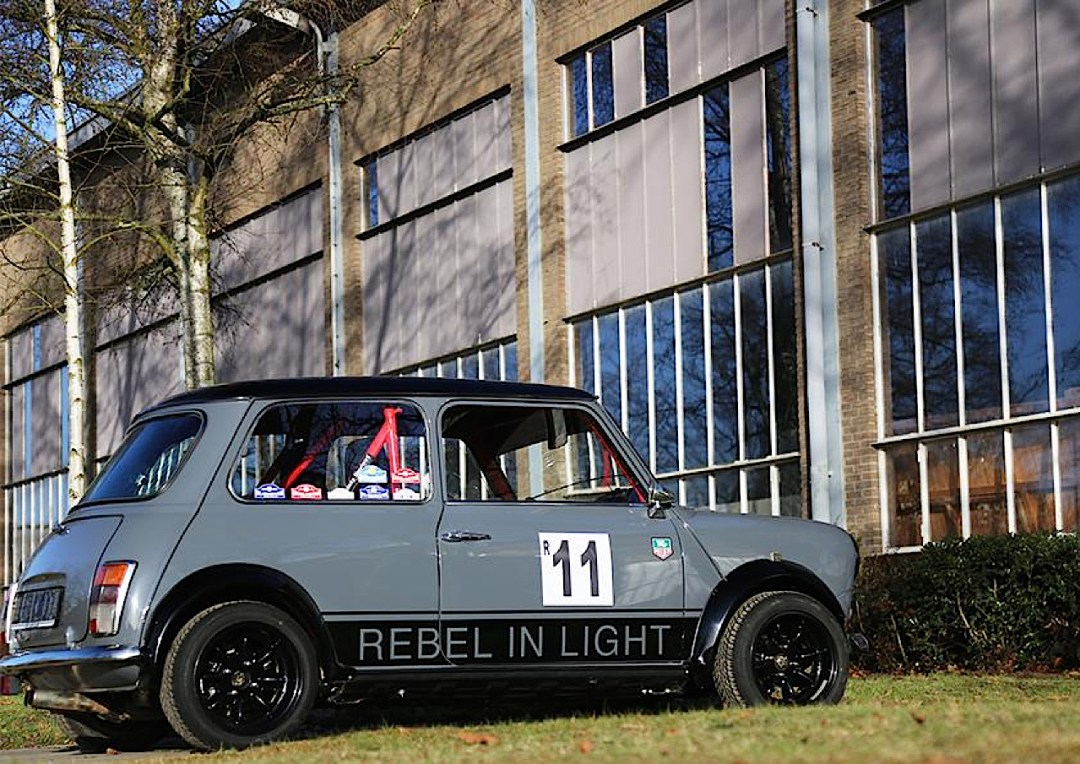 "'86 Mini Cooper - ""Rebel in light"" ! 39"