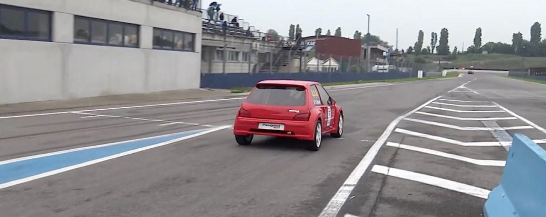 Peugeot 106 S16 Turbo Time Attack... Avec 500 ch sous l'capot ! 27