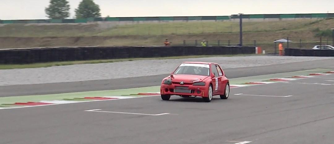 Peugeot 106 S16 Turbo Time Attack... Avec 500 ch sous l'capot ! 28