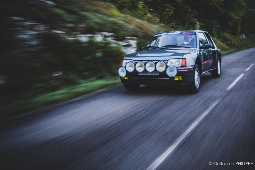 Peugeot 205 T16 - Le lion a bouffé de l'escargot ! 34