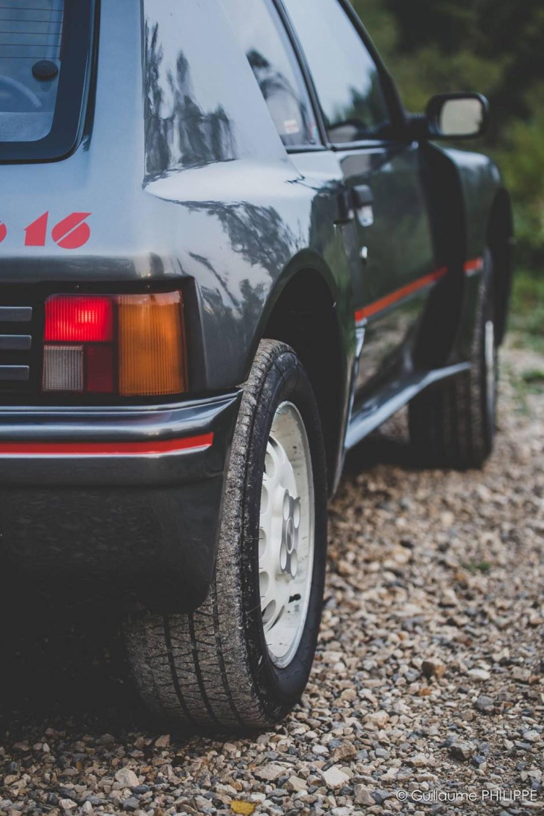 Peugeot 205 T16 - Le lion a bouffé de l'escargot ! 28