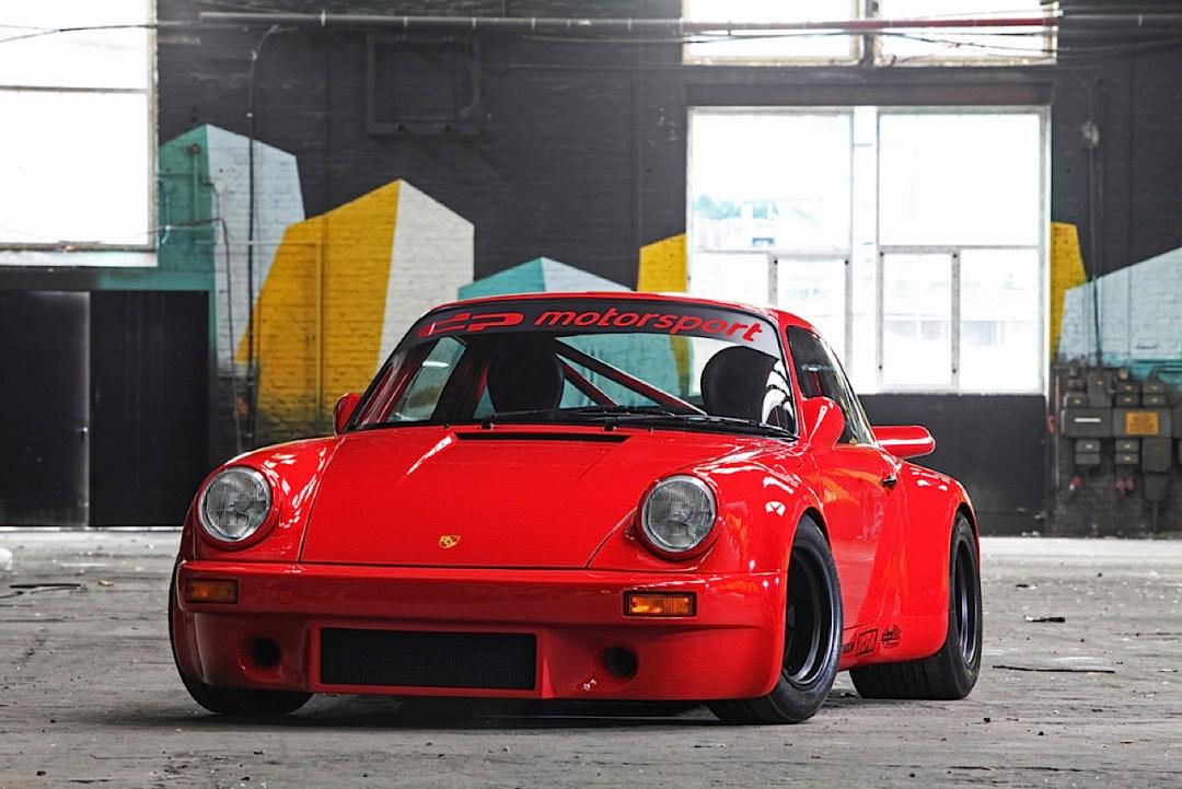 Porsche 911 RS 3.5 Red Evolution - DP Motorsport fait sa révolution ! 36
